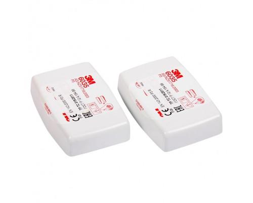 Фильтр 3М™ 6035 (Р3) противоаэрозольный, высокоэффективный (2шт)