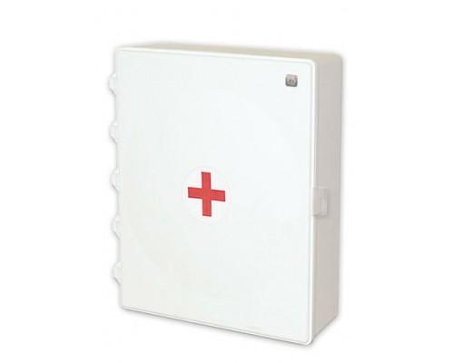 Аптечка ФЭСТ производственная пластиковый шкаф 250х300х110 №7.4 (арт.1068)