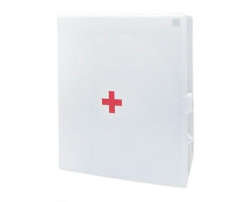 Аптечка ФЭСТ первой помощи работникам пластиковый шкаф 250х300х110 (арт.1160)