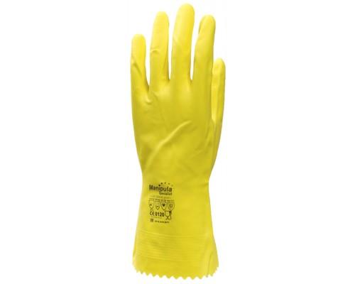 Перчатки Манипула™ Блеск (латекс 0,4мм), L-F-01/CG-941