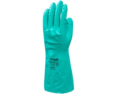 Перчатки Манипула™ Дизель (нитрил 0,38мм), N-F-06/CG-922