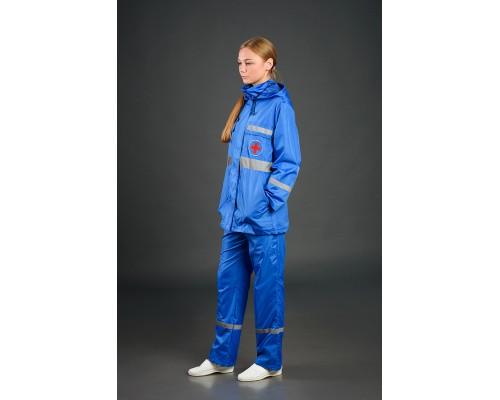 Костюм демисезонный женский Скорая Помощь Куртка+брюки
