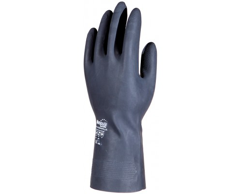 Перчатки Манипула™ Химопрен (неопрен 0,75мм), NP-F-09/CG-973