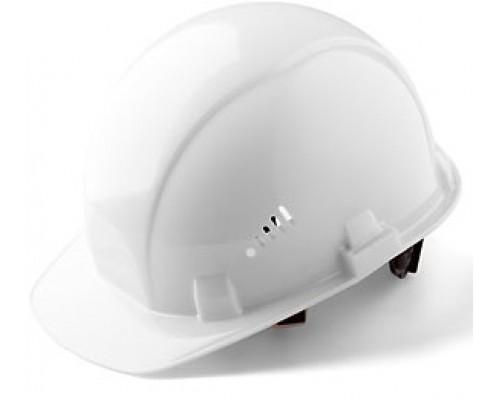 Каска РОСОМЗ™ СОМЗ-55 Фаворит RAPID (с храповиком), белый 75717