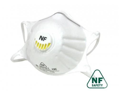 Полумаска-респиратор фильтрующий NF812V FFP2
