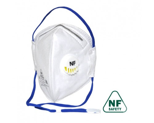 Полумаска-респиратор фильтрующий NF822V FFP2