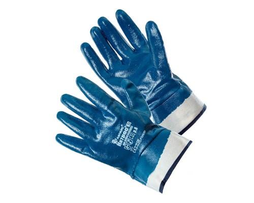 Перчатки АМПАРО™ Нитрос КП (джерси+нитрил), 448565