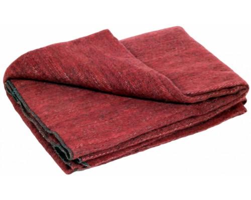 Одеяло 1,5сп п/ш (70% шерсть) Шуя однотонное