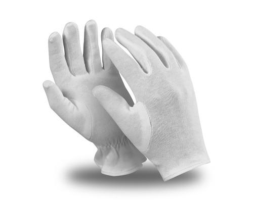 Перчатки Manipula Specialist® Атом (хлопок фасонный крой), ТТ-44/MG-103