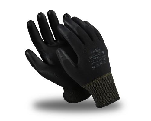 Перчатки Manipula Specialist® Микропол (нейлон+полиуретан), TPU-12