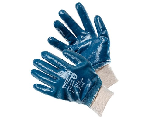 Перчатки АМПАРО™ Нитрос РП (джерси+нитрил), 446565