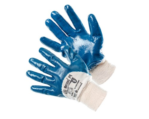 Перчатки АМПАРО™ Нитрос РЧ (джерси+нитрил), 446575