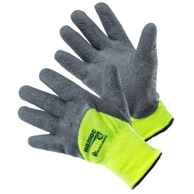 Перчатки АМПАРО™ Полюс двойные полушерстяные (50% шерсть+вспененный латекс), П3956-9