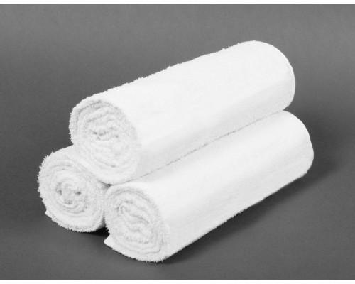 Полотенце махровое 510 гр. (50х100), белый