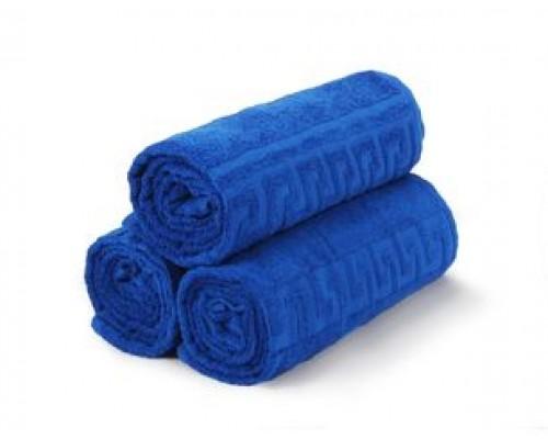 Полотенце Турк махровое 380 гр. (40х70), синий