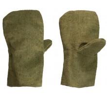 Рукавицы брезентовые ОП2 (550 гр/м2)