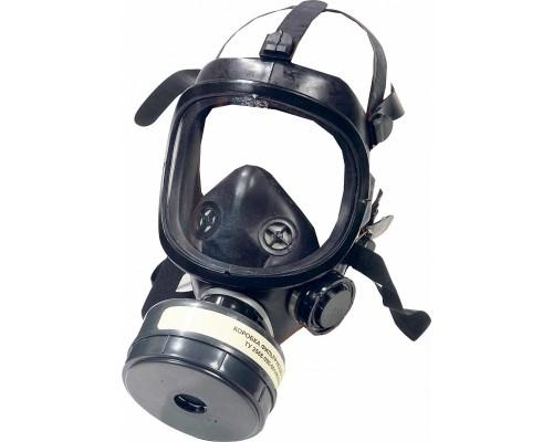 Противогаз промышленный Бриз-3301 (ППФ) А1В1Е1К1 с маской ППМ-88