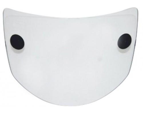 Комплект РОСОМЗ™ панорамных покровных стекол к щитку сварщика (5 шт.), 00630